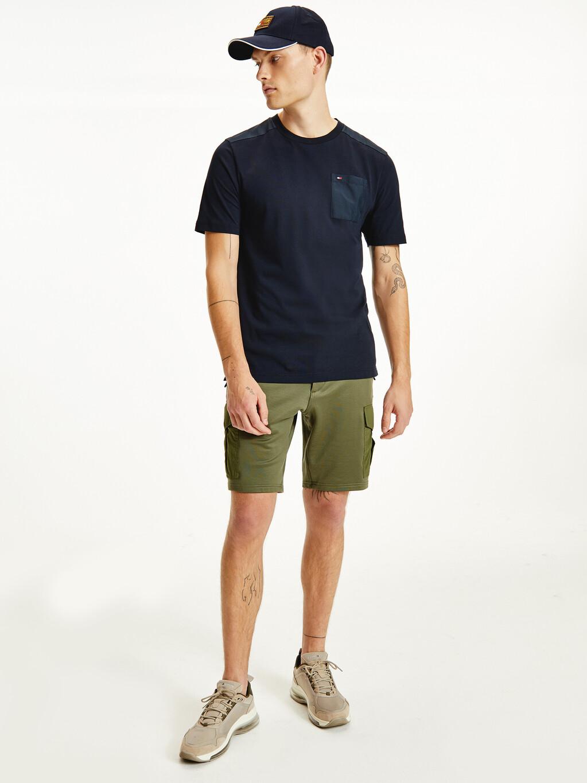 Chest Pocket Organic Cotton T-Shirt