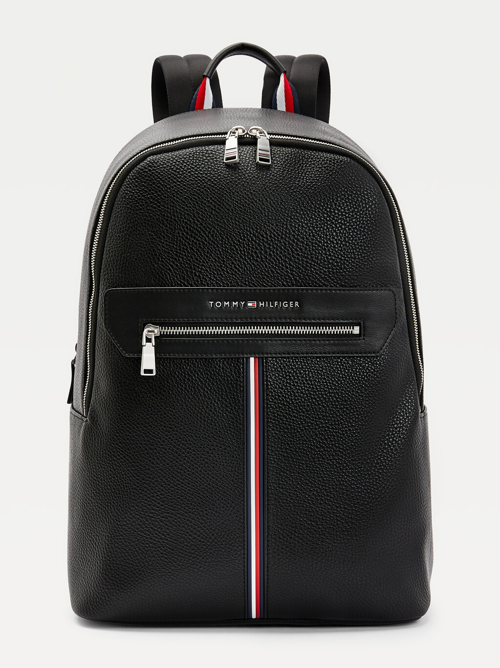 Downtown Signature Tape Detail Backpack