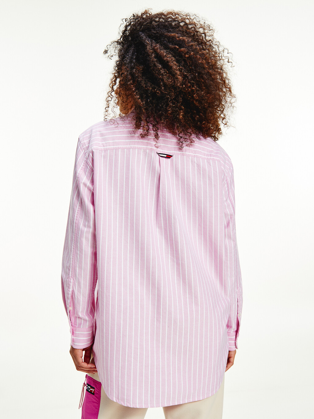 Stripe Relaxed Fit Shirt
