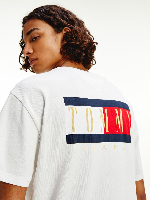 Front Back Vintage Logo T-Shirt
