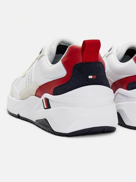 Chunky Sole Running Trainers