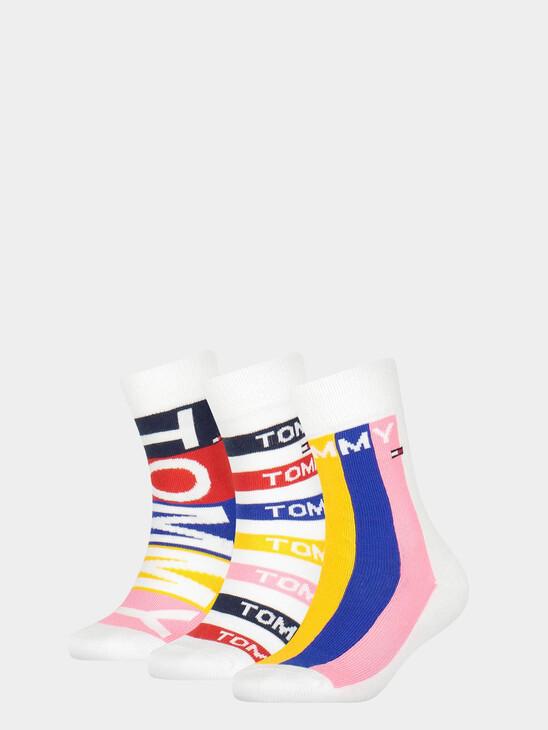 3-Pack  Stripe Sock Gift Set