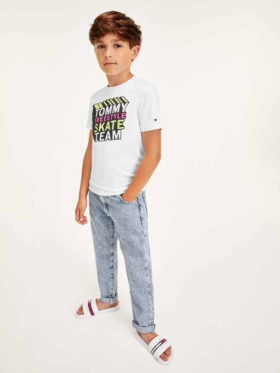 TH Cool Skater Logo T-Shirt