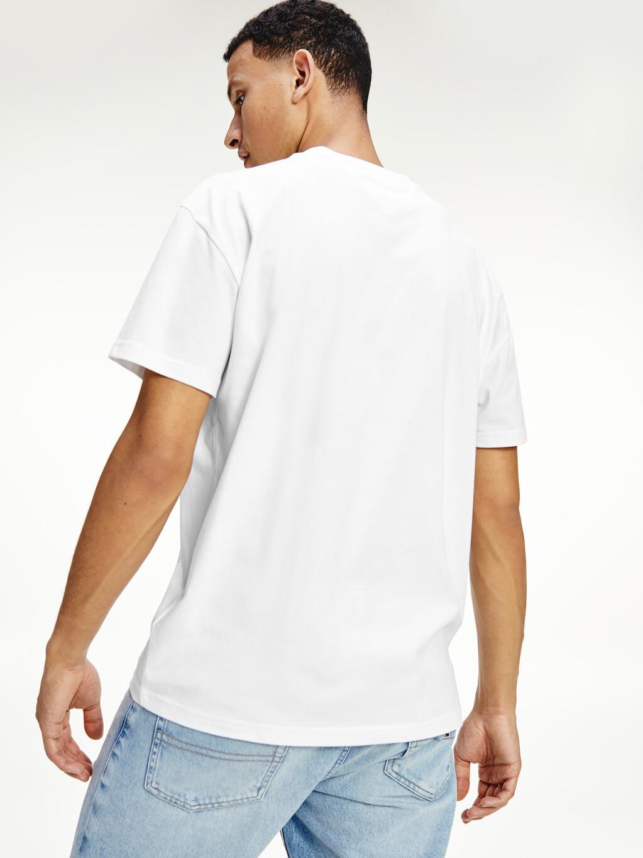 Faded Logo Organic Cotton T-Shirt
