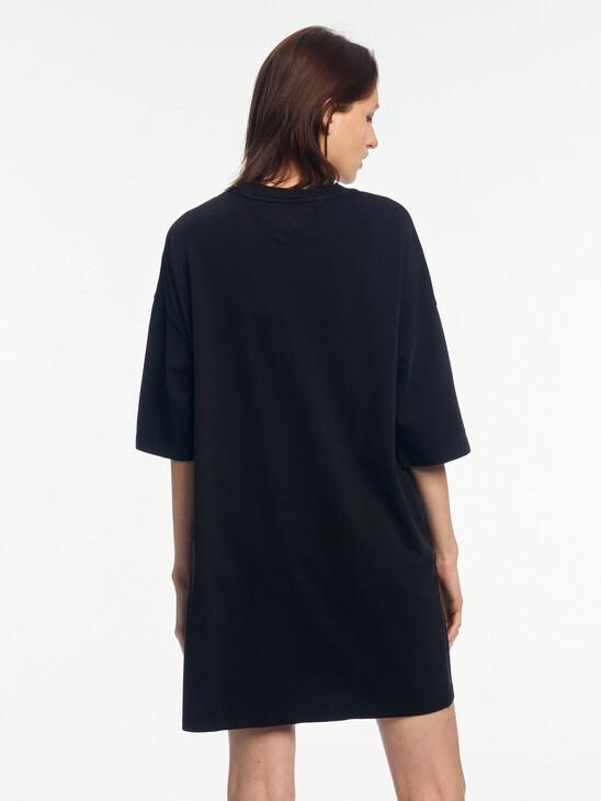 VINTAGE LOGO T-SHIRT DRESS