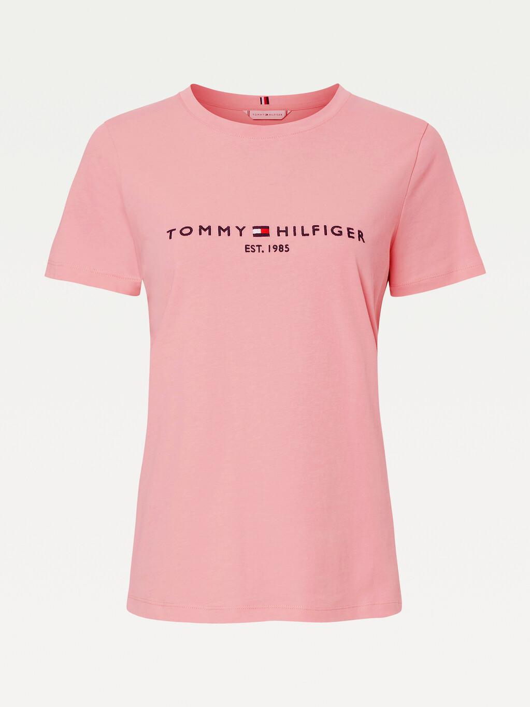 Essential Crew Neck Logo T-Shirt
