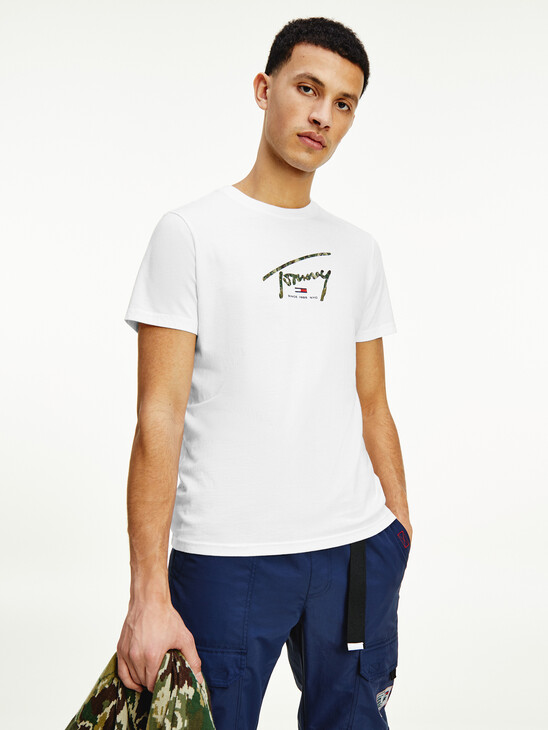 Camo Logo T-Shirt