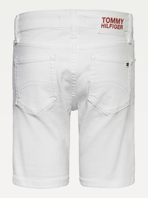 Spencer Stretch Denim Shorts