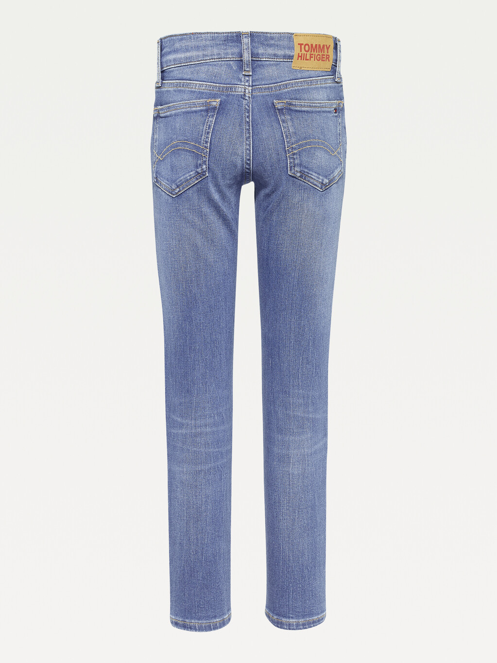Nora Skinny Faded Jeans