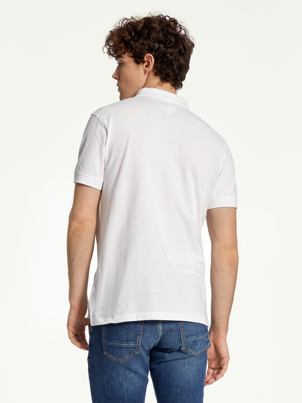 Icons Embroidery Regular Fit Polo