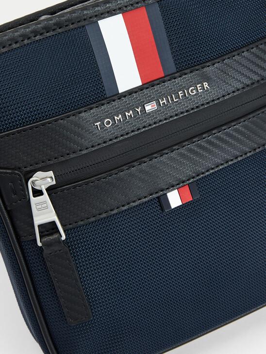 Elevated Signature Trim Small Crossover Bag