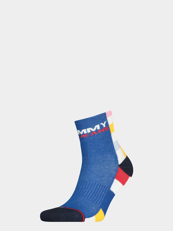 Racer Check Socks