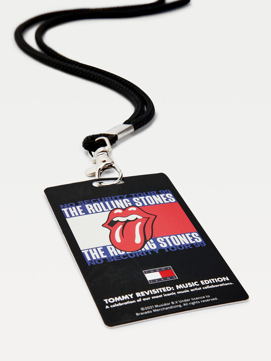 Tommy Revisited Rolling Stones Cropped T-Shirt