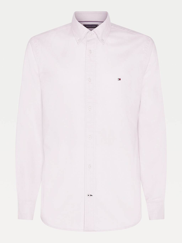 Flag Slim Fit Shirt