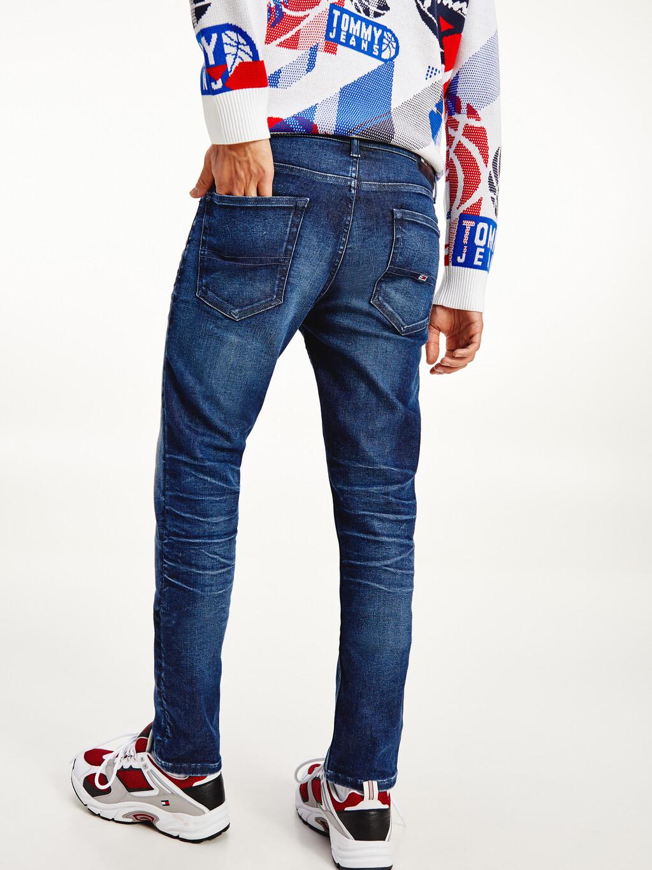 Scanton Slim Faded Jeans