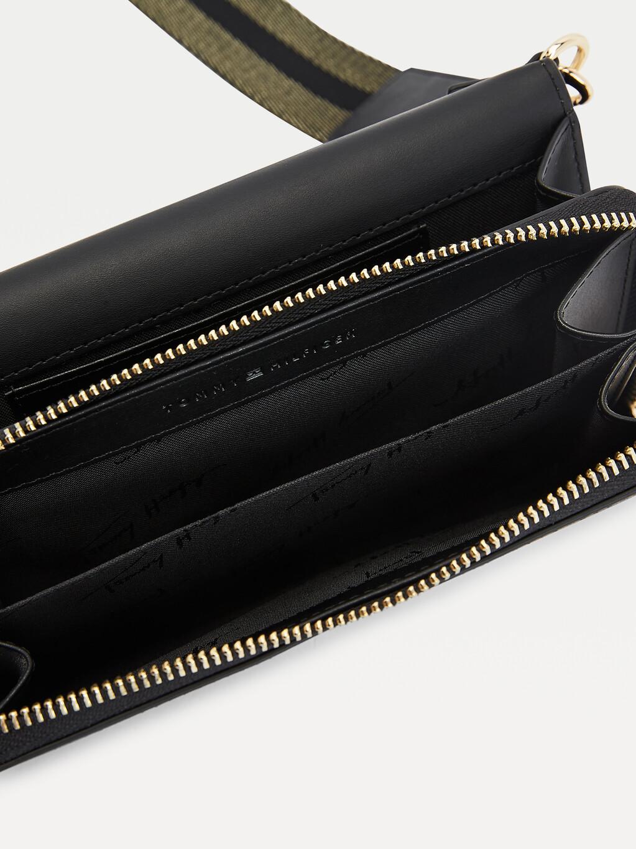 Iconic Signature Crossover Bag