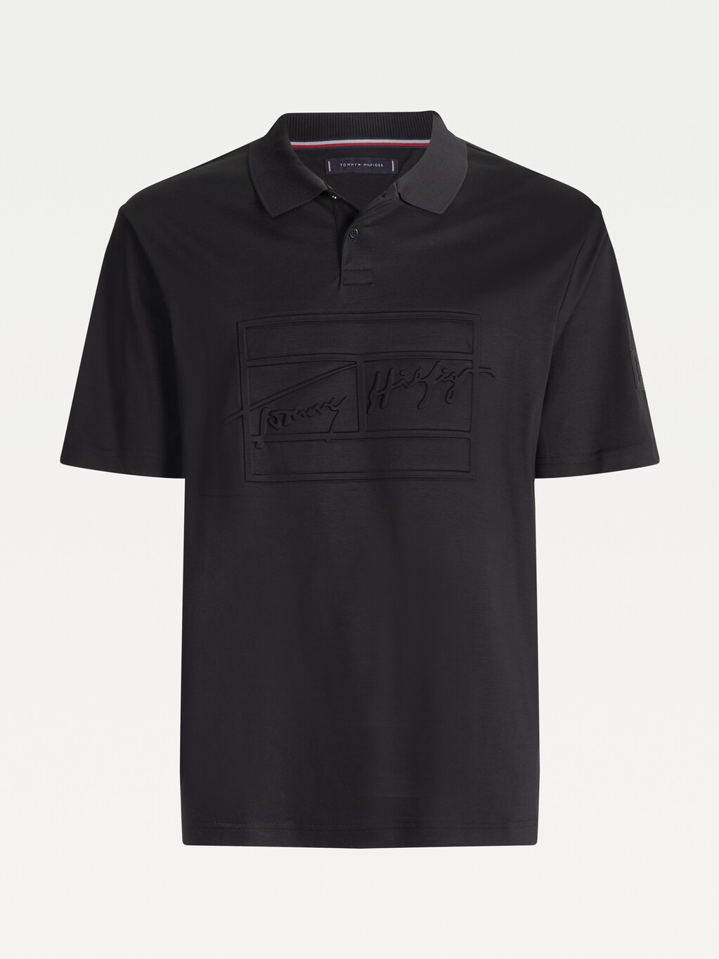 TH Signature Relaxed Polo
