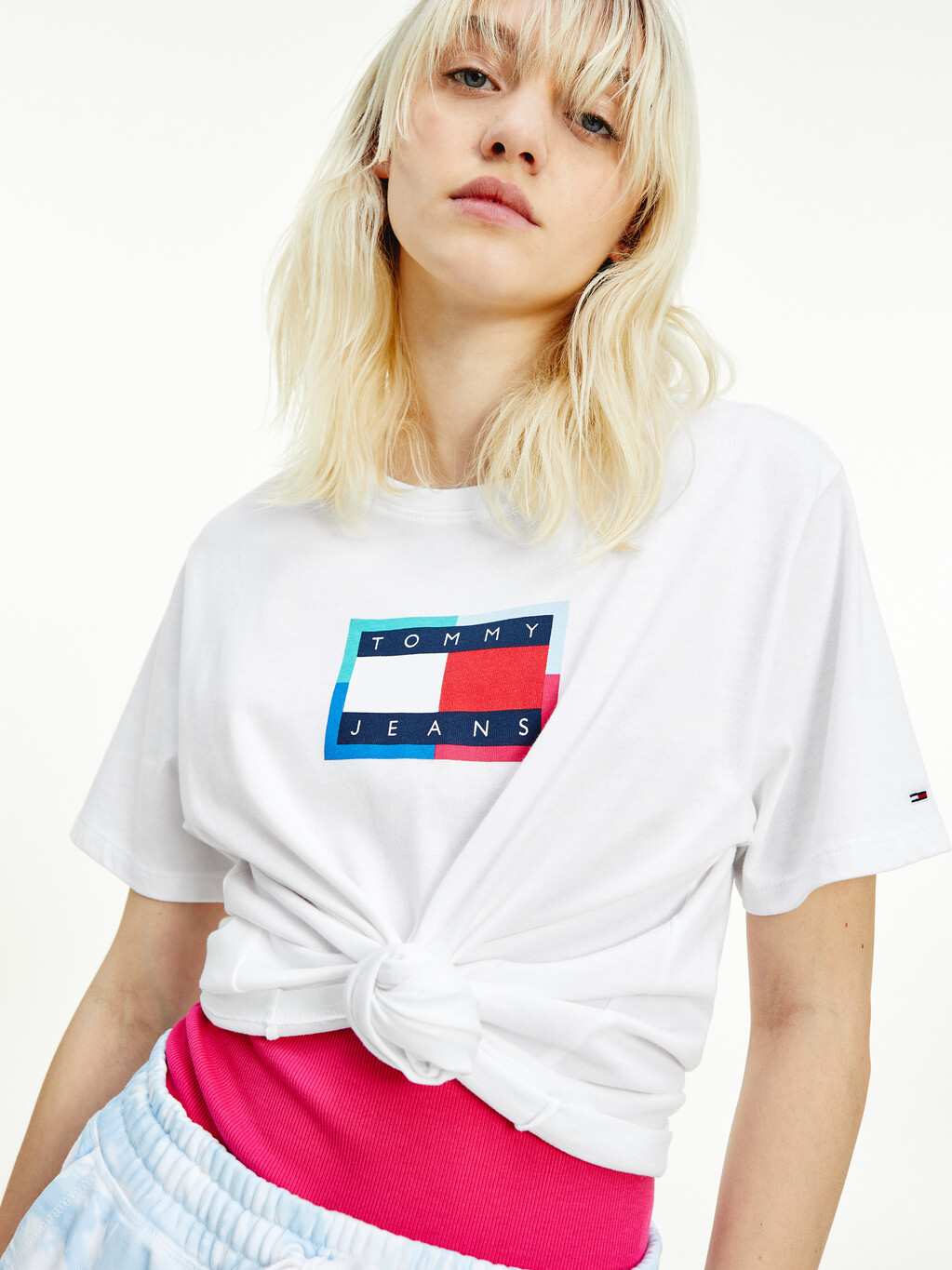 Logo Relaxed Fit T-Shirt