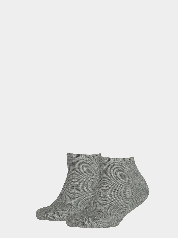 Plain Sneaker Socks