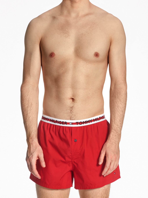 Organic Cotton Poplin Boxer Shorts