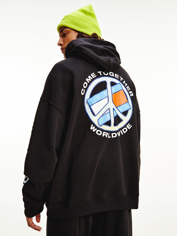 Peace Logo Hoody