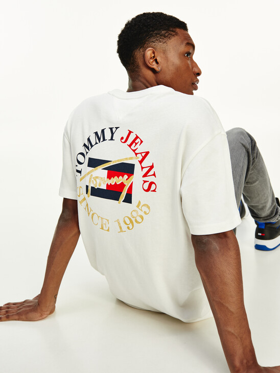 Signature Back Logo T-Shirt