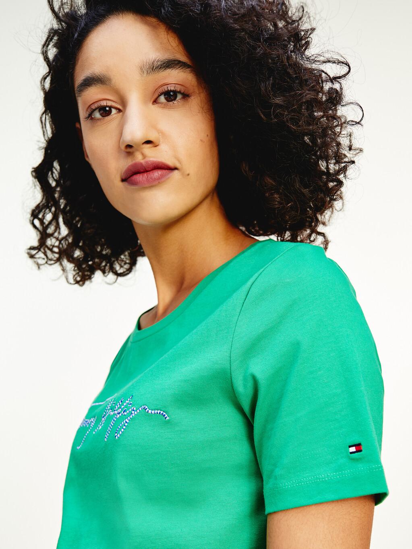 Organic Cotton Signature T-Shirt