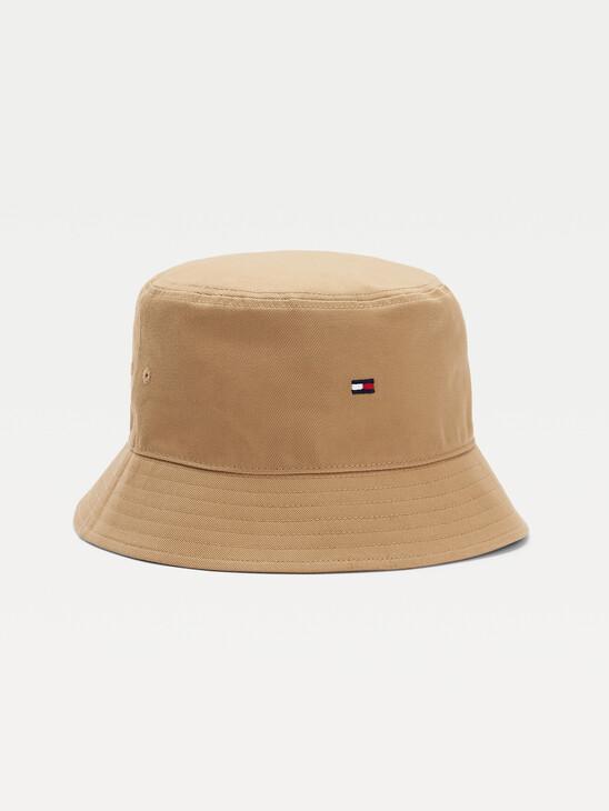 Pure Organic Cotton Flag Bucket Hat