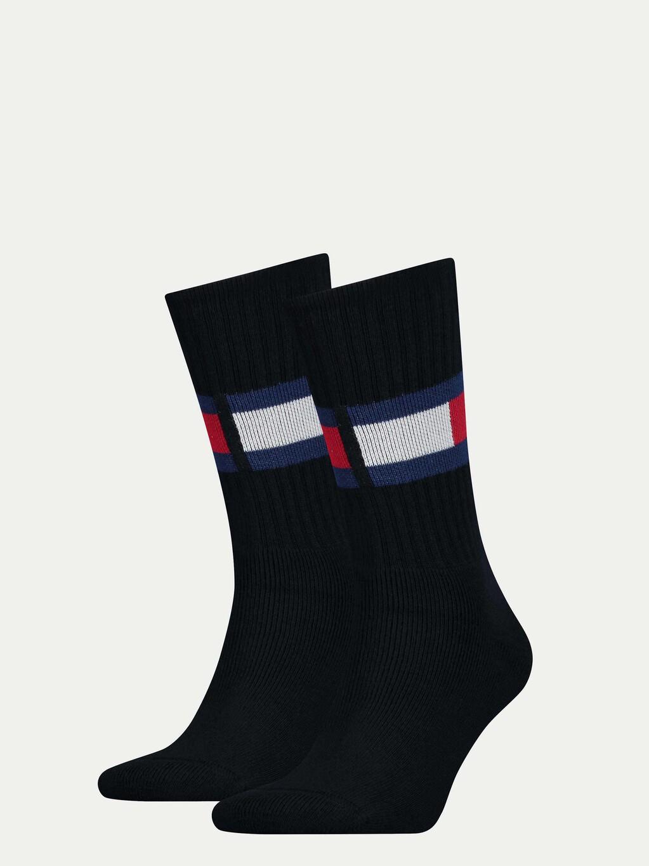 Original Tommy Flag Crew Socks