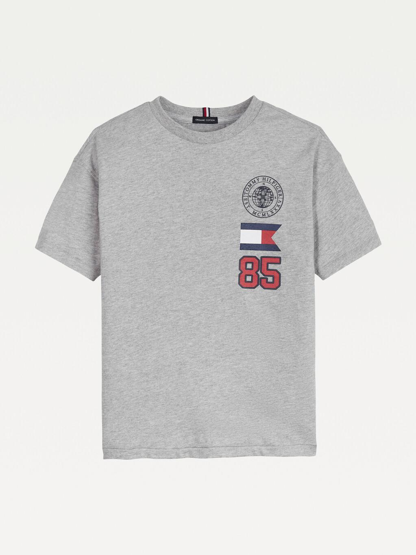 Badge Organic Cotton T-Shirt