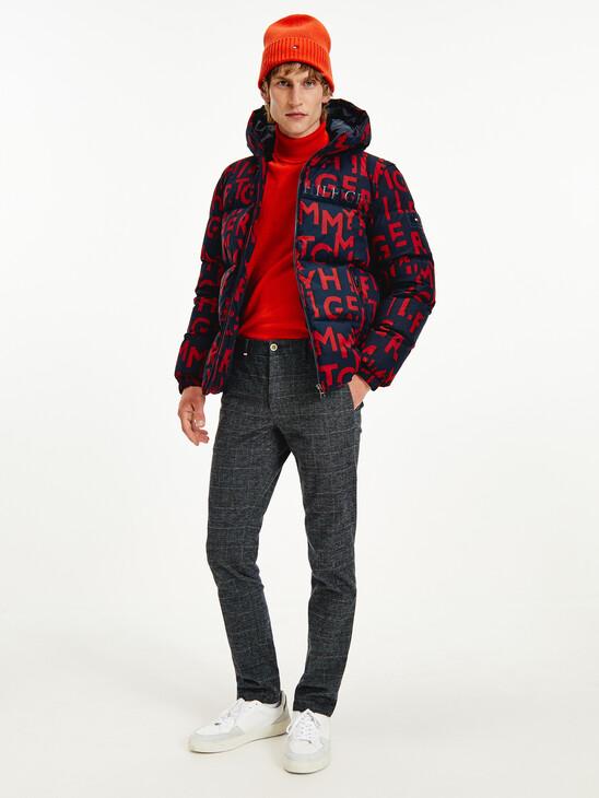 TH Warm High Loft Down Jacket