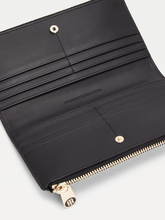 Slim Monogram Wallet