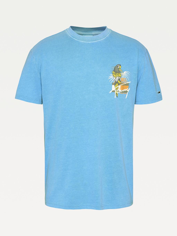 Signature Logo Organic Cotton T-Shirt