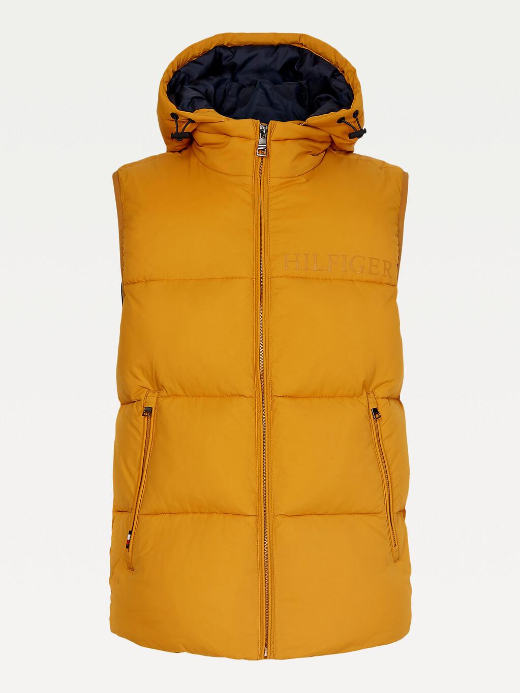 TH Warm High Loft Down Vest