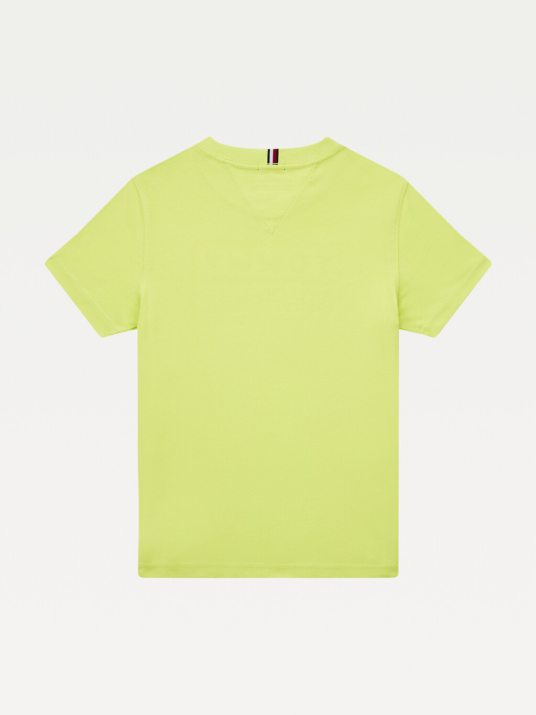Neon 1985 Logo Organic Cotton T-Shirt