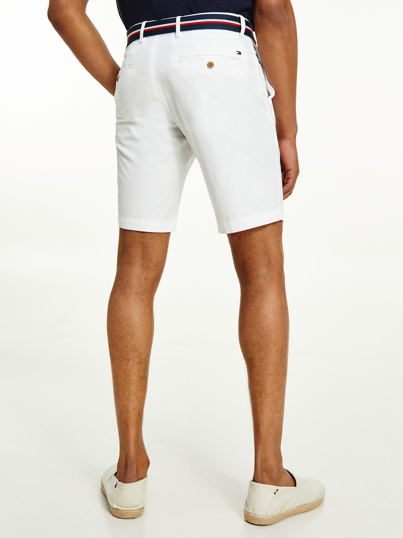 Brooklyn Organic Cotton Slim Fit Shorts