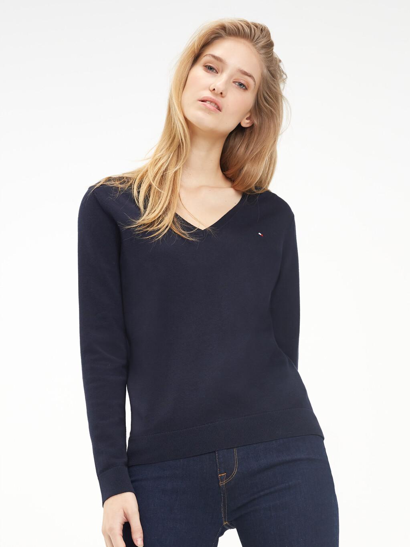 Heritage V-Neck Sweater