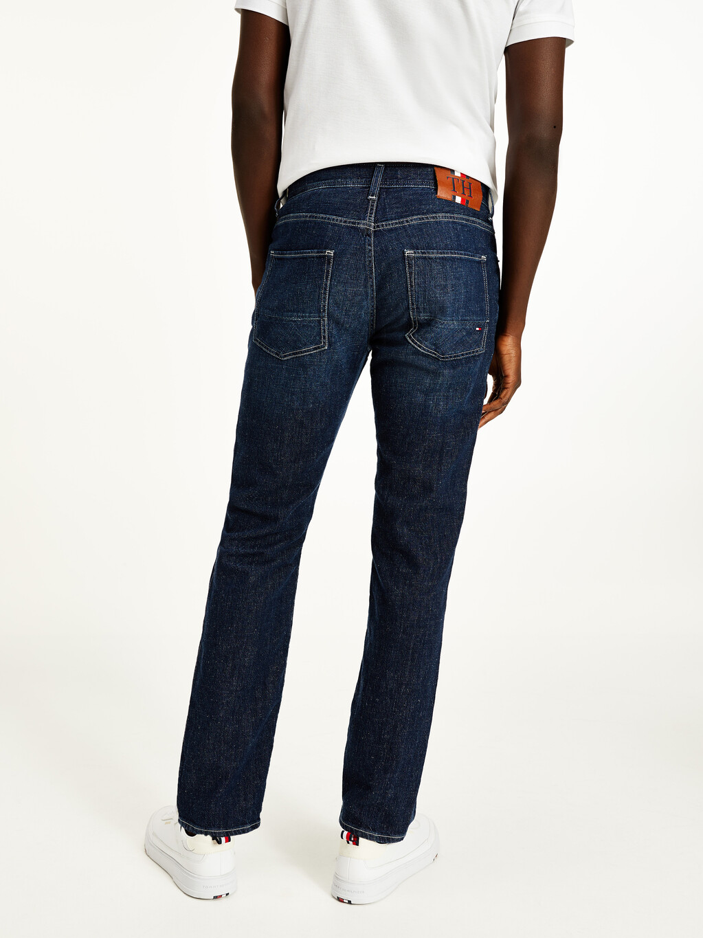 Denton Straight Washed Jeans