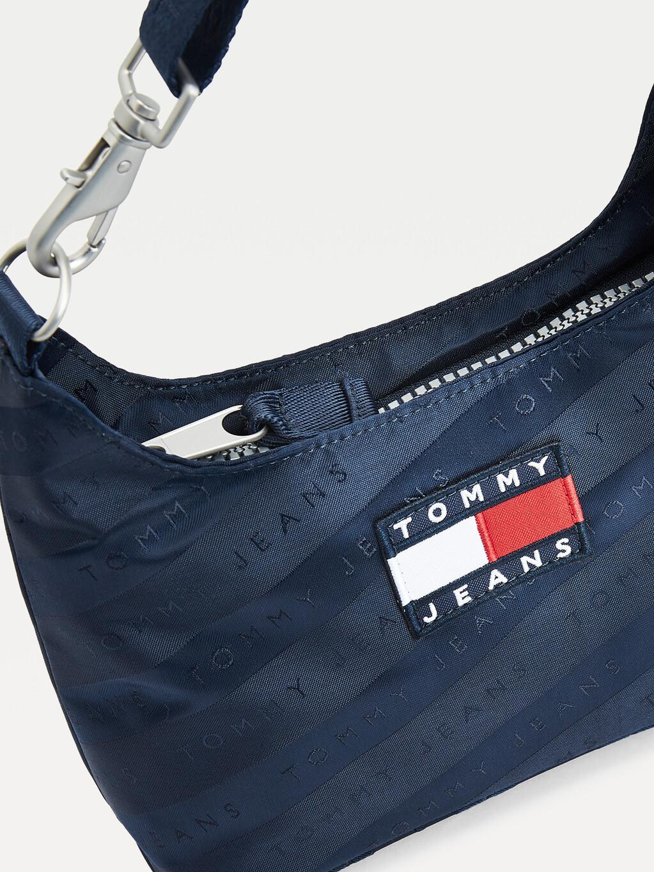Tommy Badge Shoulder Bag