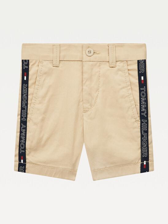 TH Flex Slim Tape Chino Shorts