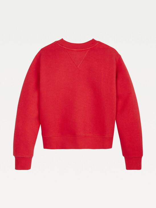 Sequin Flag Sweatshirt