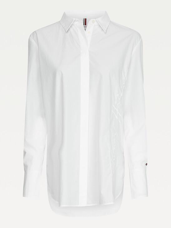 Relaxed Fit Girlfriend Shirt