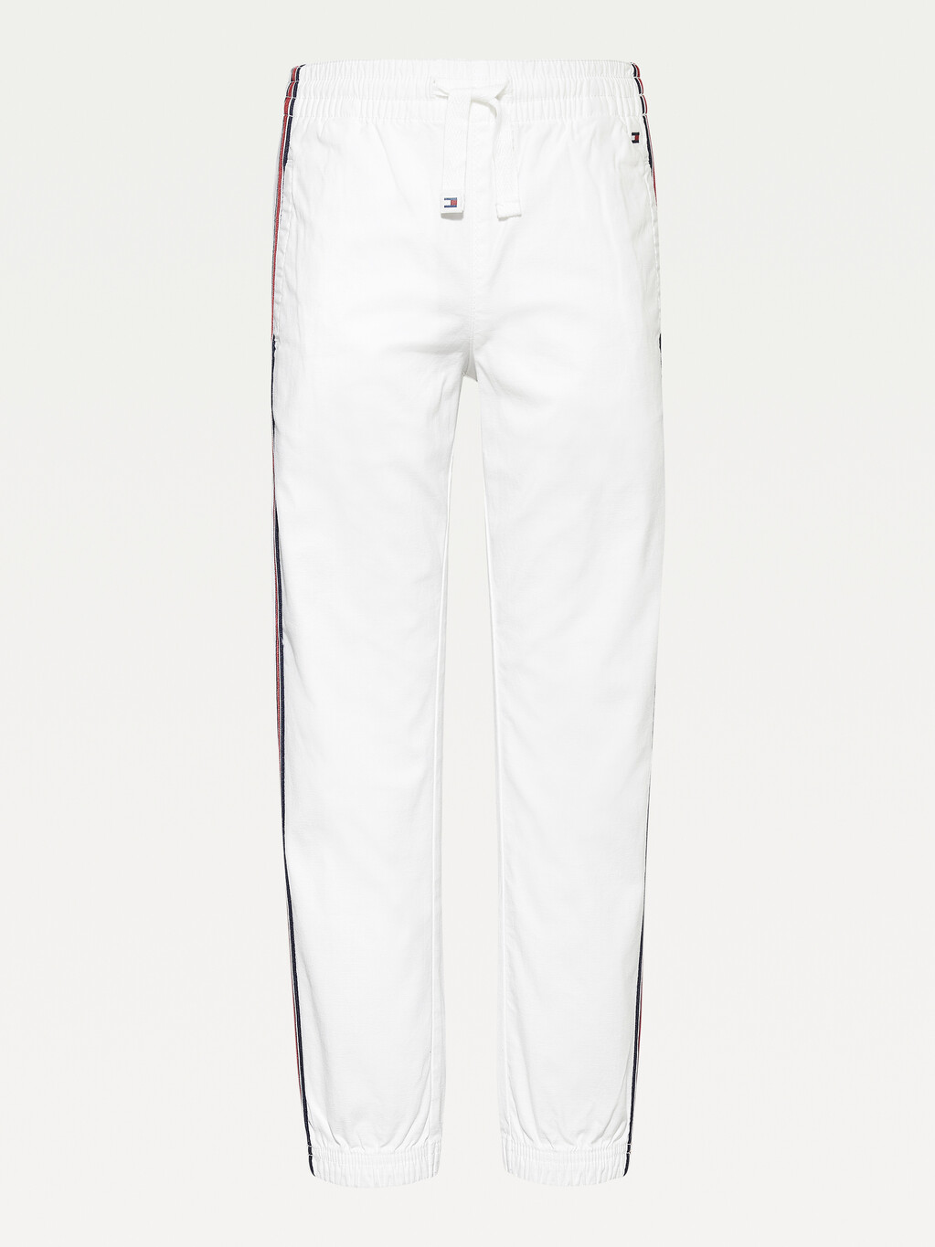 Stripe Tape Pull-On Trousers