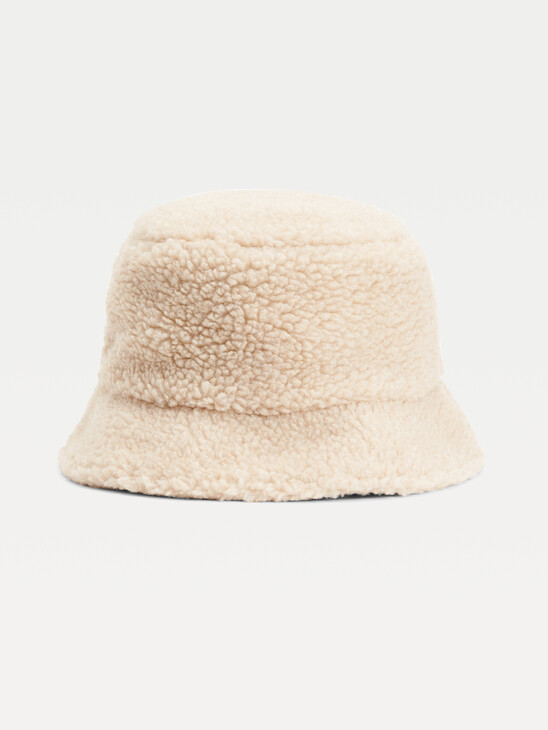 FLEECE BUCKET HAT