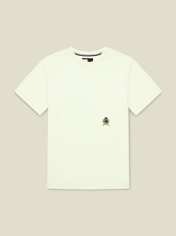 Crest Pocket T-Shirt
