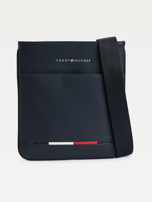 Essential Signature Detail Crossover Bag