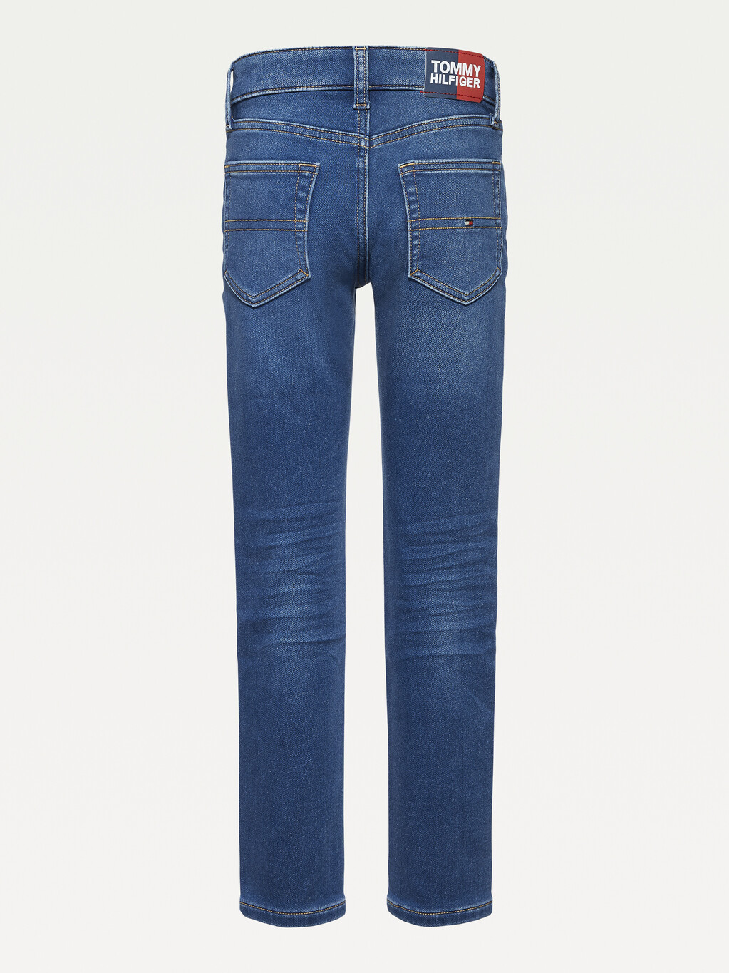 Scanton Faded Knee Jeans