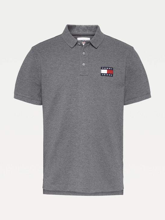 Regular Fit Badge Polo