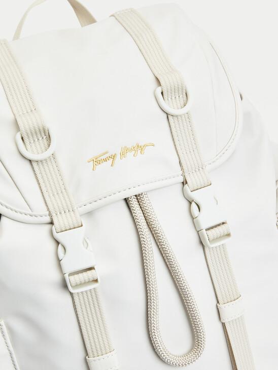 Recycled Nylon Signature Backpack