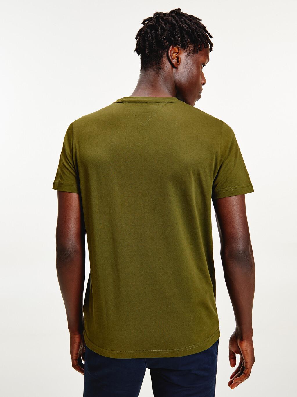 Lines Logo Organic Cotton T-Shirt